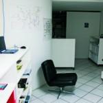 Arbeitsraum, Installation, Susanna Perin